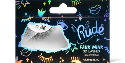 Rude Cosmetics, Essential Faux Mink 3D Alluring, řasy