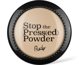 Rude Cosmetics, Stop the Press(ed) Powder Porcelain, pudr