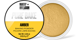 Makeup Obsession, Pure Bake Amber, pudr