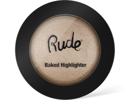Rude Cosmetics, Baked Highlighter Extravagant, rozjasňovač
