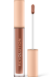 Revolution, Nudes Collection Matte Buff, tekutá rtěnka