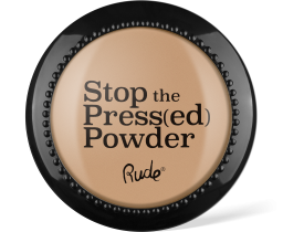 Rude Cosmetics, Stop the Press(ed) Powder Rosy Nude, pudr