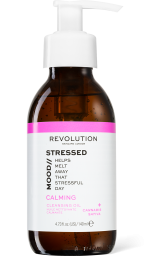 Revolution Skincare, Stressed Mood Calming, čisticí olej