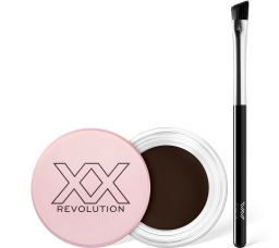 XX Revolution, FleeXX Dark Brown, pomáda na obočí