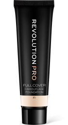 Revolution PRO, Full Cover Camouflage F1, makeup